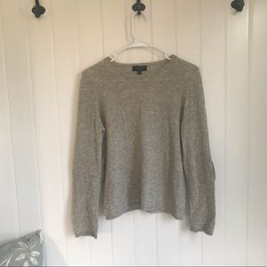 Cashmere Charter Club Luxury Elbow Pad Sweater